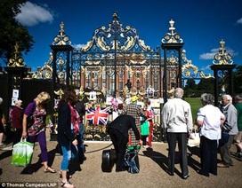 Người dân Anh tưởng nhớ 15 năm ngày mất công nương Diana