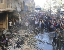 Tướng không quân Syria bị quân nổi dậy bắn chết