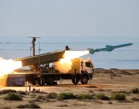Iran tập trận lớn gần biên giới Iraq