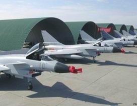 Trung Quốc đã biên chế hơn 250 chiến đấu cơ tự chế J-10