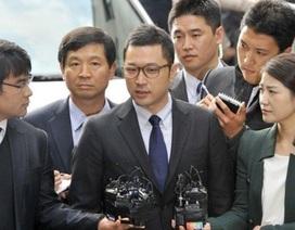 Con trai tổng thống Hàn Quốc đối diện điều tra trốn thuế