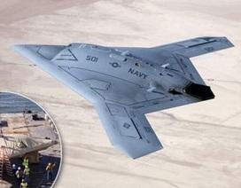 Mỹ thử nghiệm máy bay tàng hình không người lái biết suy nghĩ