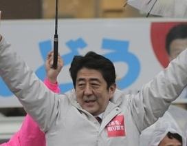 Tân Thủ tướng Nhật ra tuyên bố cứng rắn với Trung Quốc