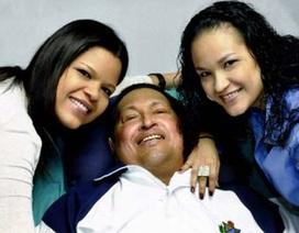 Tổng thống Venezuela Chavez đang được hóa trị