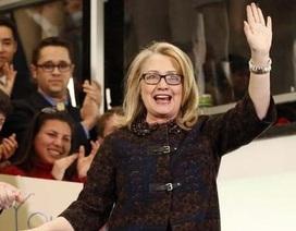 Hillary Clinton sẽ tranh cử tổng thống Mỹ năm 2016?