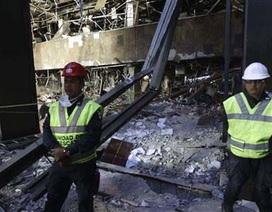 Thương vong vụ nổ cao ốc giữa thủ đô Mexico tăng vọt