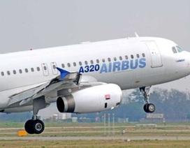 """Airbus thắng hợp đồng """"khủng"""" hơn 200 chiếc máy bay A320"""