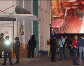 Mexico: xả súng trong quán bar làm 7 người chết