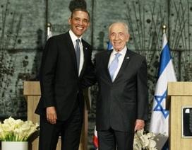 """Tổng thống Mỹ cam kết sát cánh cùng Israel """"vĩnh viễn"""""""