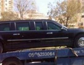 """""""Siêu xe"""" của Tổng thống Mỹ bị hỏng tại Israel"""