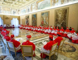Vatican họp chọn ứng viên giáo hoàng