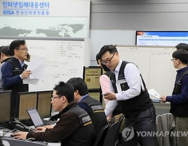 Triều Tiên làm tê liệt nhiều ngân hàng, kênh truyền hình Hàn Quốc?