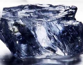 Phát hiện viên kim cương xanh cực hiếm giá hơn 200 tỷ đồng