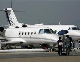 """Máy bay riêng hạng sang ngày càng """"hút"""" nhà giàu Trung Quốc"""