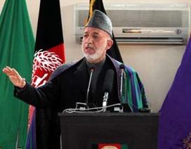Tổng thống Afghanistan bí mật nhận hàng triệu USD từ CIA