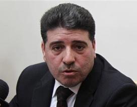 Đoàn xe của thủ tướng Syria bị đánh bom
