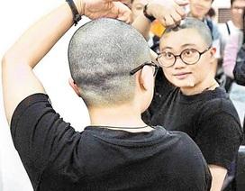 Trung Quốc: Kỳ lạ công ty bắt nhân viên phải cạo trọc đầu