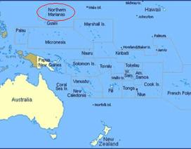 Động đất 7,0 độ richter rung chuyển tây Thái Bình Dương