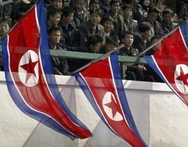 Đi xem bóng đá trong im lặng lạ kỳ tại Triều Tiên
