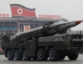 Triều Tiên lên án Mỹ phóng tên lửa đạn đạo