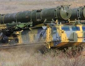Nga quyết giao tên lửa cho chính phủ Syria