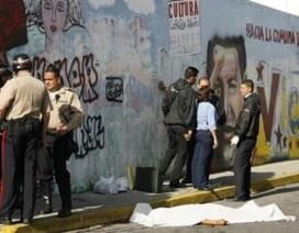 Venezuela: Nổ súng tại tiệc tốt nghiệp, 8 người chết