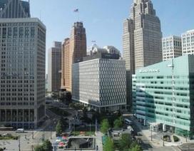 """Mỹ: Thành phố Detroit đệ đơn phá sản với """"núi"""" nợ 15 tỷ USD"""