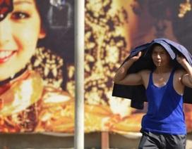 10 người chết vì nắng nóng kỷ lục tại Thượng Hải
