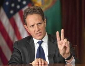 Cựu Bộ trưởng tài chính Mỹ phát biểu 3 bài kiếm hơn 8 tỷ