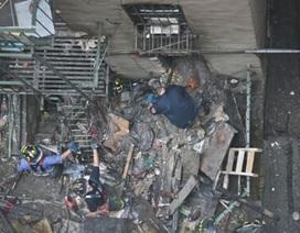 Mỹ: Nổ chung cư tại New York, 12 người bị thương
