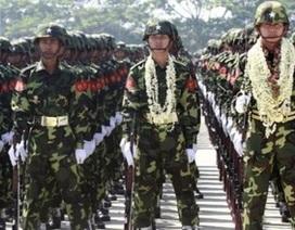 Mỹ đưa tướng Myanamar vào danh sách đen