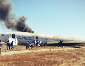"""""""Máy bay Boeing 777 bị nạn tại Mỹ không có lỗi kỹ thuật"""""""