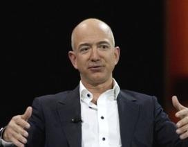 """CEO Amazon chi 250 triệu USD mua """"ông lớn"""" làng báo Mỹ"""
