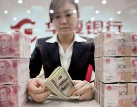 """Trung Quốc: Nợ xấu cao kỷ lục, ngân hàng """"khát"""" vốn nghiêm trọng"""