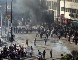 """Ai Cập: Hơn 100 người chết trong ngày """"thứ Sáu thịnh nộ"""""""