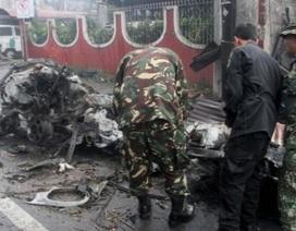 Nổ bom rung chuyển miền nam Philippines, 6 người chết