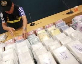 Hồng Kông bắt lượng cocaine kỷ lục trị giá hơn 7,5 triệu USD