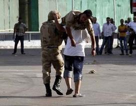 Bạo lực tái bùng phát tại Ai Cập, ít nhất 4 người chết