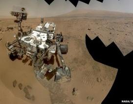 Phát hiện nhiều hơi nước từ mẫu đất trên sao Hỏa