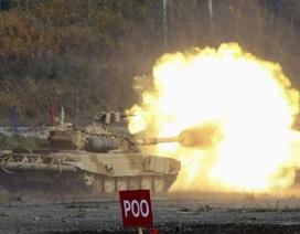 """Dàn vũ khí """"khủng"""" tại triển lãm vũ khí Nga 2013"""