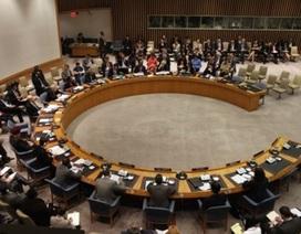 Hội đồng Bảo an họp bàn dự thảo nghị quyết về Syria