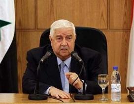 Syria chấp thuận giao nộp vũ khí hóa học để tránh bị tấn công