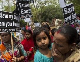 Phụ nữ Ấn Độ nơm nớp nỗi lo bị hãm hiếp