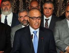 Thủ tướng Libya khẳng định đã có âm mưu đảo chính