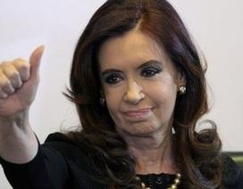 Tổng thống Argentina phục hồi tốt sau phẫu thuật não