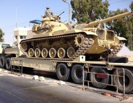 Mỹ ngừng khoản viện trợ quân sự 1,3 tỷ USD cho Ai Cập