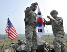 Mỹ, Nhật, Hàn bắt đầu tập trận hải quân chung