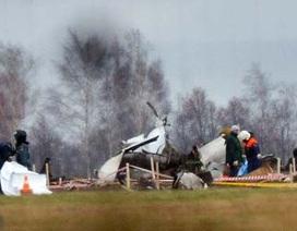 Vụ rơi máy bay tại Nga do lỗi phi công