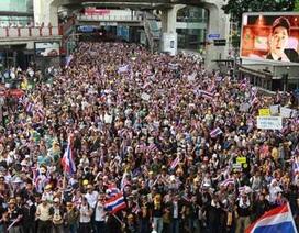 Thái Lan: Thêm nhiều Bộ bị người biểu tình phong tỏa