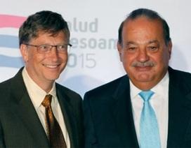 Bill Gates dẫn đầu 100 tỷ phú giàu nhất thế giới 2013
